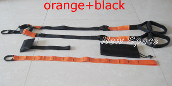 20pcs suspension trainer strap resistance exercise yoga bands P2 free shipping