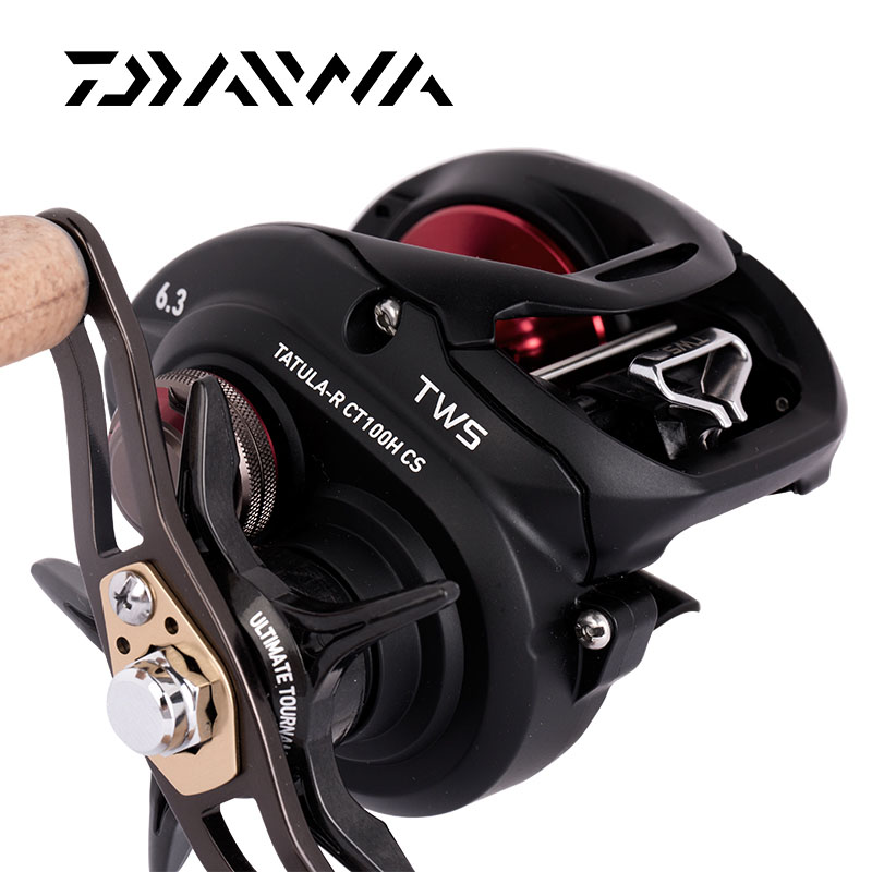 Daiwa 2017new tatula ct art-r 100h 100hl 100hs 100hsl fishing baitcasting angelrolling 200G 7BB+2CRBB tws baitcasting angel roll kinderline cars crbb rt2 836m