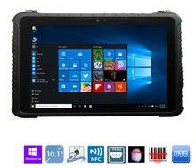 """중국 산업용 견고한 태블릿 pc 터치 윈도우 10 프로 10.1 """"터프 방수 전화 안드로이드 4g lte 지문 리더 toughbook"""