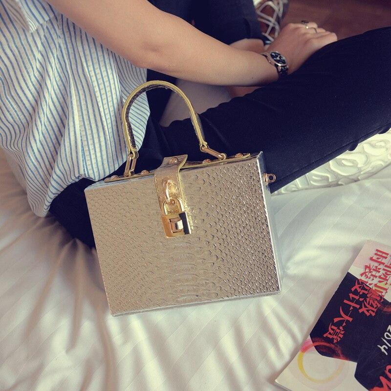 Women s European and American Style font b Handbags b font 2016 New Lady Messenger bag
