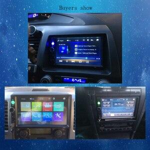 """Image 5 - Podofo 2din سيارة الوسائط المتعددة MP5 لاعب الصوت ستيريو 2DIN راديو السيارة 7 """"HD شاشة تعمل باللمس شاشة ديجيتال بلوتوث Autoradio USB FM"""