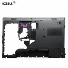 GZEELE جديد محمول أسفل الغطاء الخلفي لينوفو G780 G770 17.3 سلسلة الكمبيوتر المحمول دفتر D الغطاء السفلي AP0O50002000