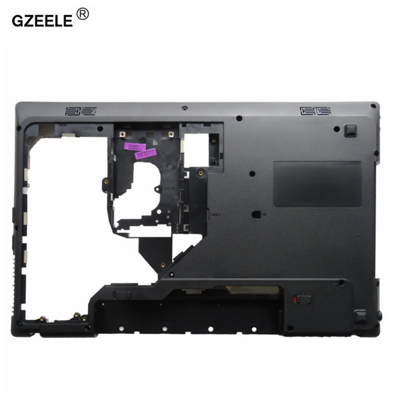 GZEELE New Laptop Bottom Case Cover For LENOVO G780 G770 17.3'' Series Laptop Notebook Computer D Case Lower Cover AP0O50002000