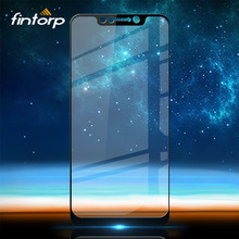 Fintorp 3D Tempered Glass For Xiaomi Pocophone F1 Full Cover Screen Protector Poco Phone Protective Film