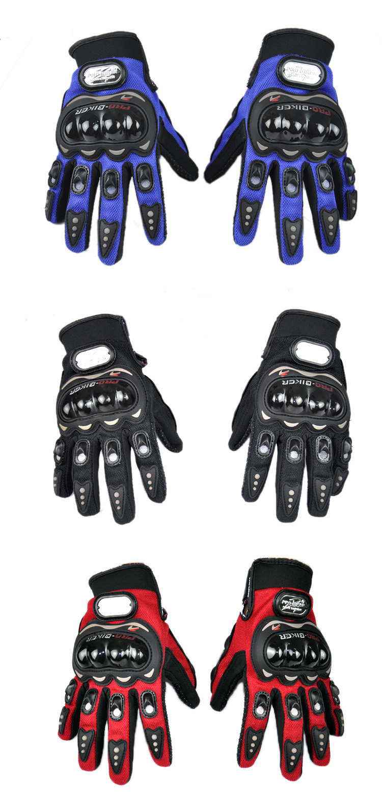 Racing gloves, motorcycle gloves, all refer to the summer riding motorcycle semi finger Knight gloves all summer long