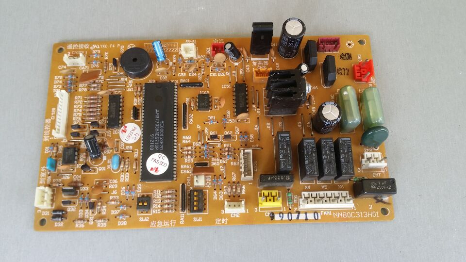ФОТО NN80C313H01 Air Conditioning Board Tested