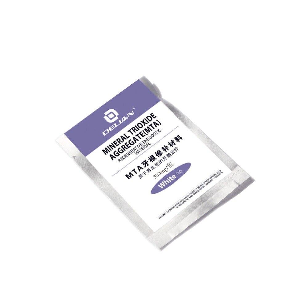 Dentaire Minérale Trioxyde Globale MTA Blanc Dentaire Régénératrice Endodontique Matériel