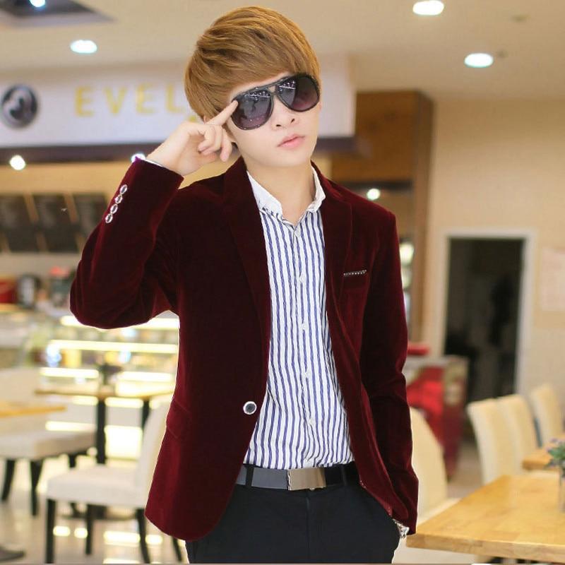 Popular Boys Velvet Blazer-Buy Cheap Boys Velvet Blazer Lots From China Boys Velvet Blazer ...