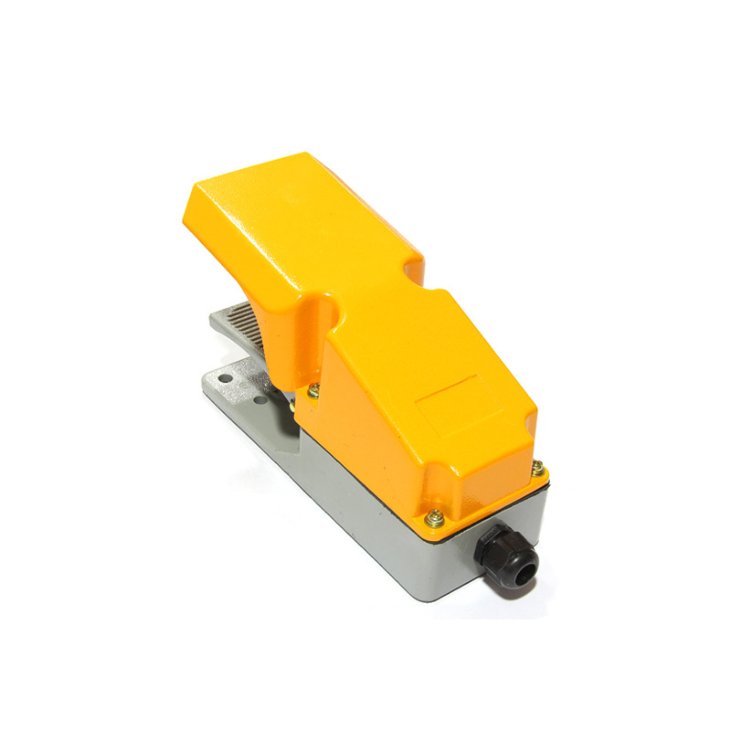 LT-602 ,aluminum foot switch low price operated single treadle ,tattoo machine china supplier