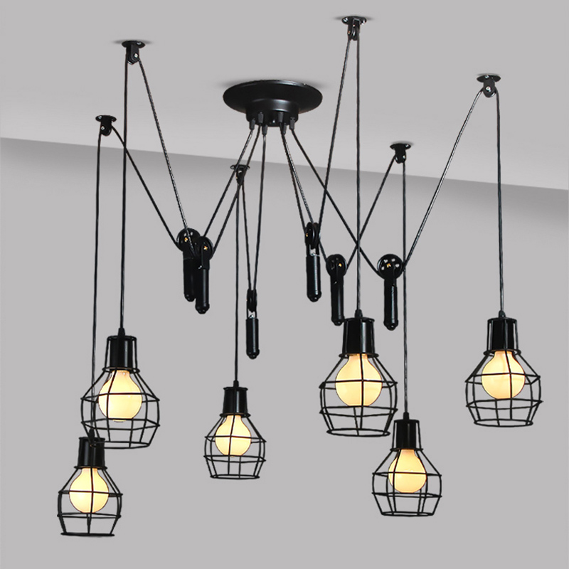 l f lights id brass smoked chandeliers furniture and chandelier pendant in spider glass spheres large lighting with