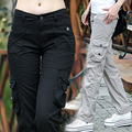 2016 summer and autumn casual straight pants trousers clothing clothes for women ladies girls