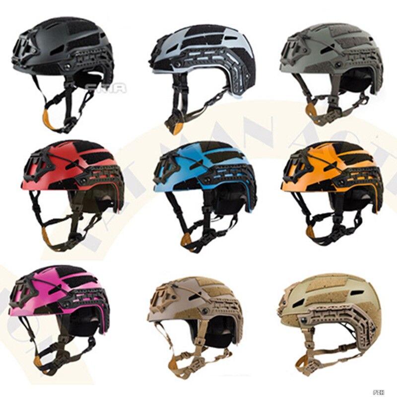 FMA Tactical Airsoft Caiman Ballistic Helmet New Liner Gear Adjustment TB1307B