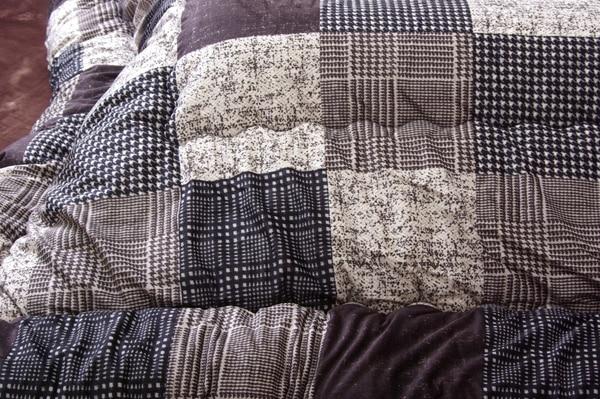 FU07 Couverture de futon Kotatsu Carré 190x190 Rectangle 190x240cm - Textiles de maison - Photo 4