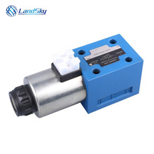 directional flow control valve hydraulic directional control valve electric controlled hydraulic 24 volt 4WE10D31/CG24N9Z5 4WE10 25 104700 group hydraulic solenoid directional valve 12v for jcb 3cx 25 103000