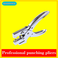 New Punch Scrapbooking Plier Puncher Circle Card Cut Hole Craft Sheet Shape Cardmaking Handicraft Tool Paper Office Statinery