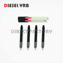 4 PCS Original new Common rail injector 28231014 for Great Wall Hover H6 1100100-ED01 1100100ED01