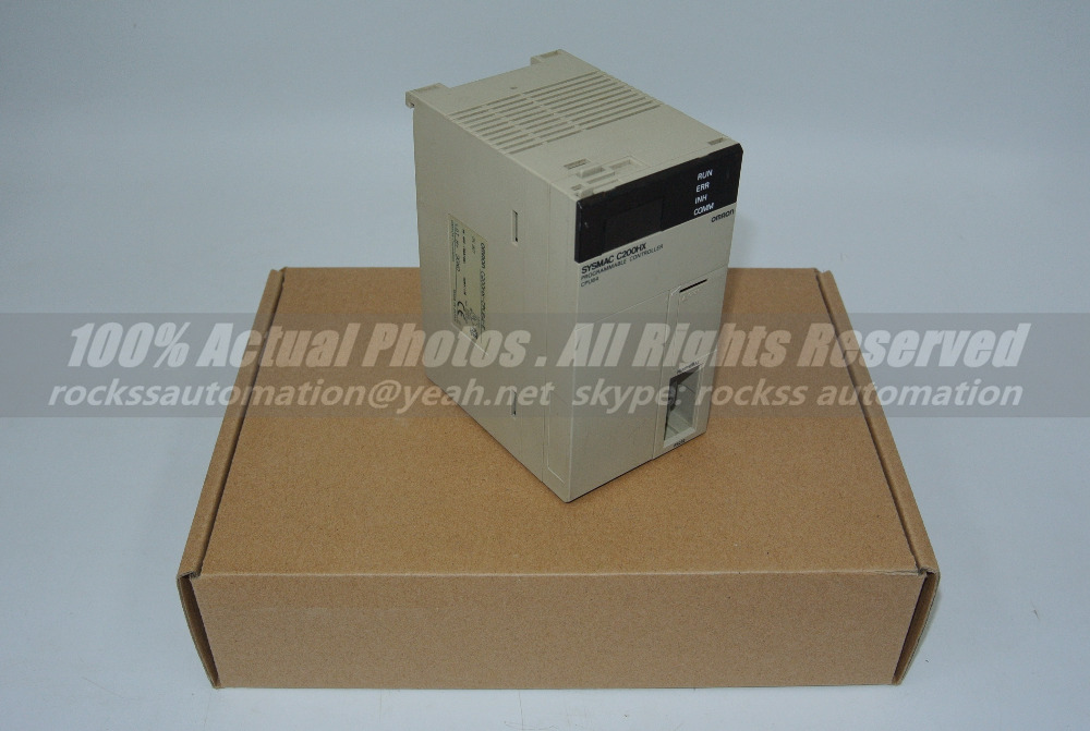 Plc Module C200HX-CPU64-E Used Good In Condition With Free DHL