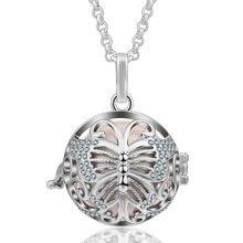 Женское ожерелье ювелирные изделия искусственная подвеска клетка
