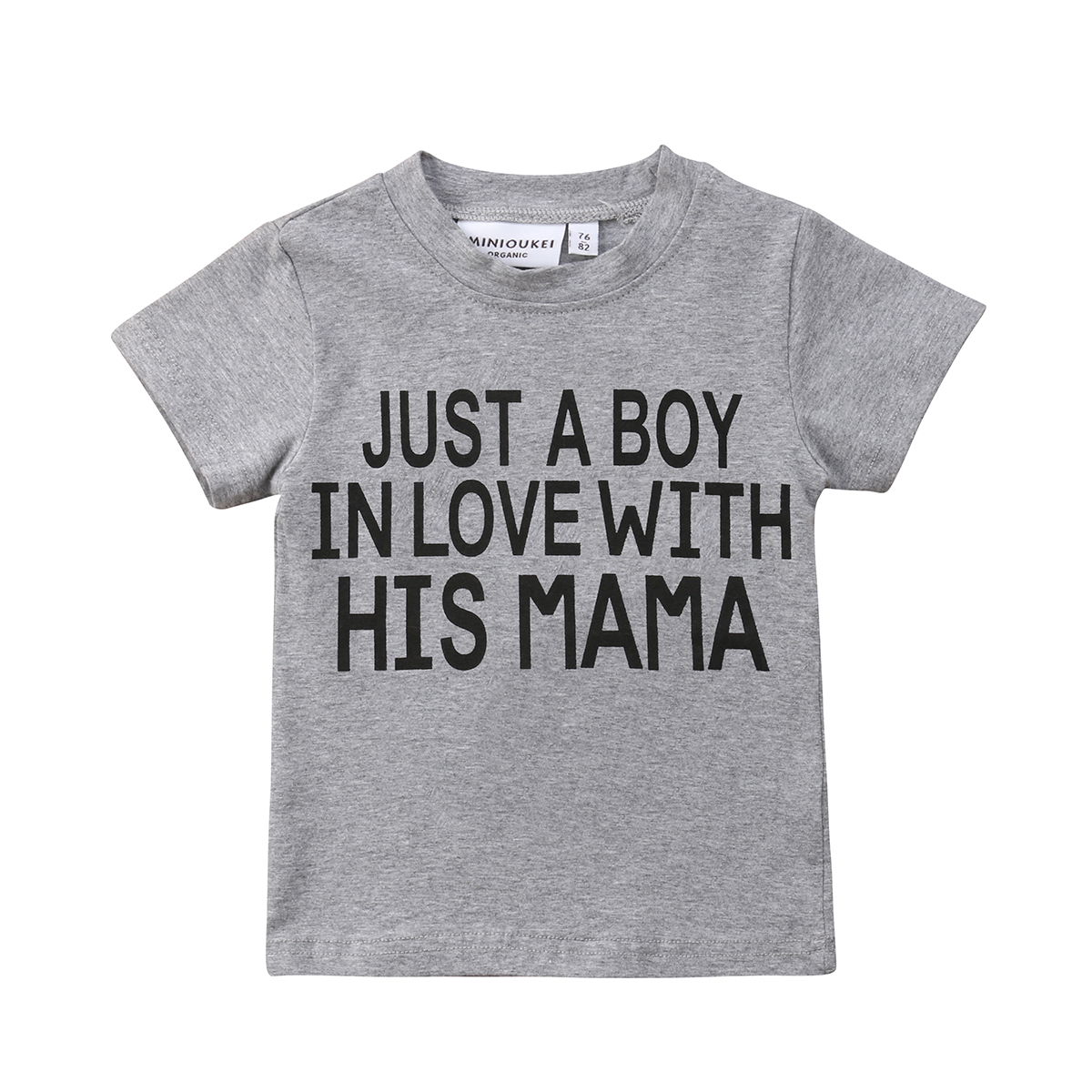 New Infant Kids Baby Girl Boy Tops T-shirt Blouse Tee Clothes Age 1 2 3 4 5 6 Y