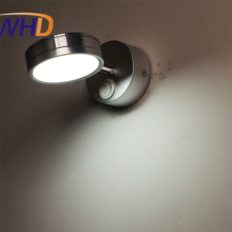 Modern LED Wall Lamp Creative Aluminum Hose Waterfool Wall Light Fixtres Simple Bathroom Mirror Wall Sconce Lamparas Luminaire