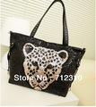 Women's Handbag Shoulder Big Tiger Prient Messenger Bag/Many Colors Factory Price B13