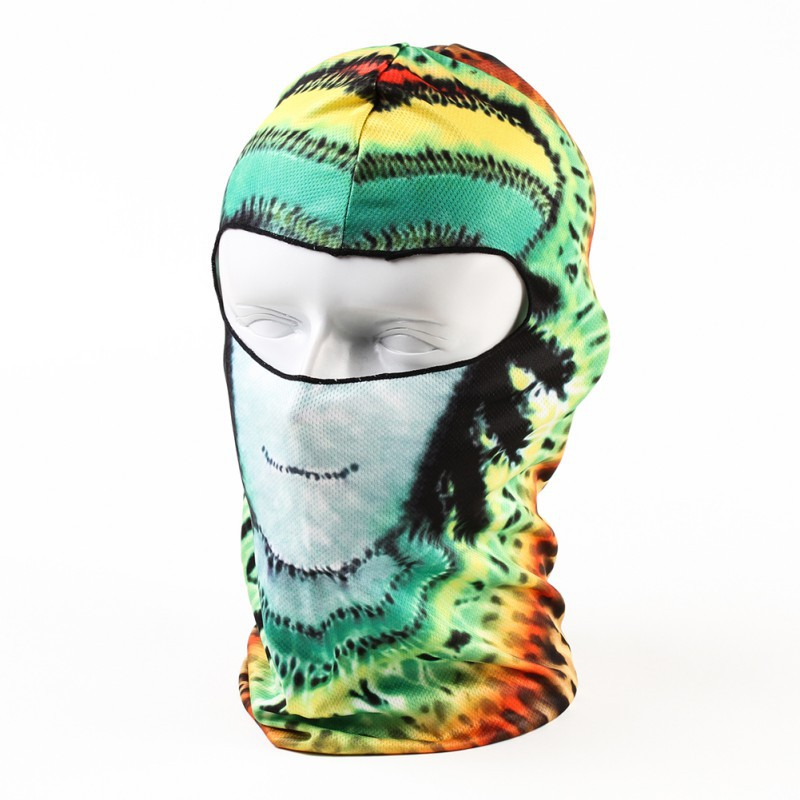 Factory Price! New Full Face Mask Balaclava Motorcycle Ski Sports Snood Motor Bike Mask Cover Cap
