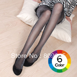 Winter women sexy tights/panty/knitting in stockings trousers panty-house slim fit ultra- silk tights pearlTT010-1pcs