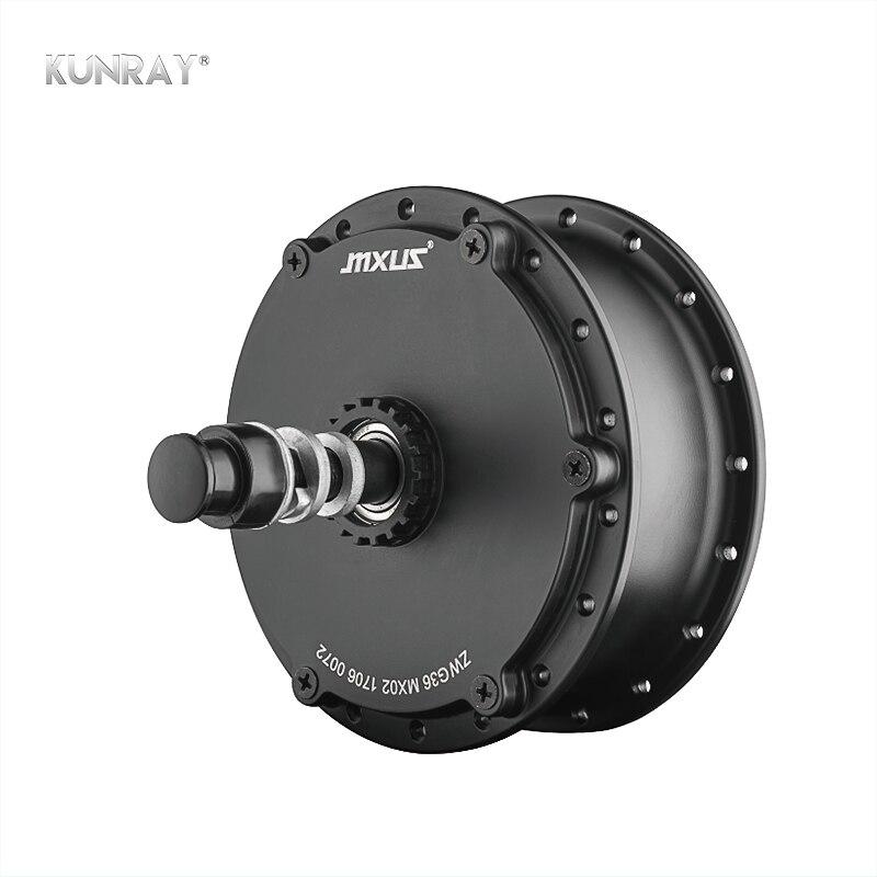 ZWG36 MX02 Электрический велосипед бесщеточный мотор эпицентра деятельности переднего колеса 200-250W 24V 36V EBike конверсионный комплект для 16 дюймов...