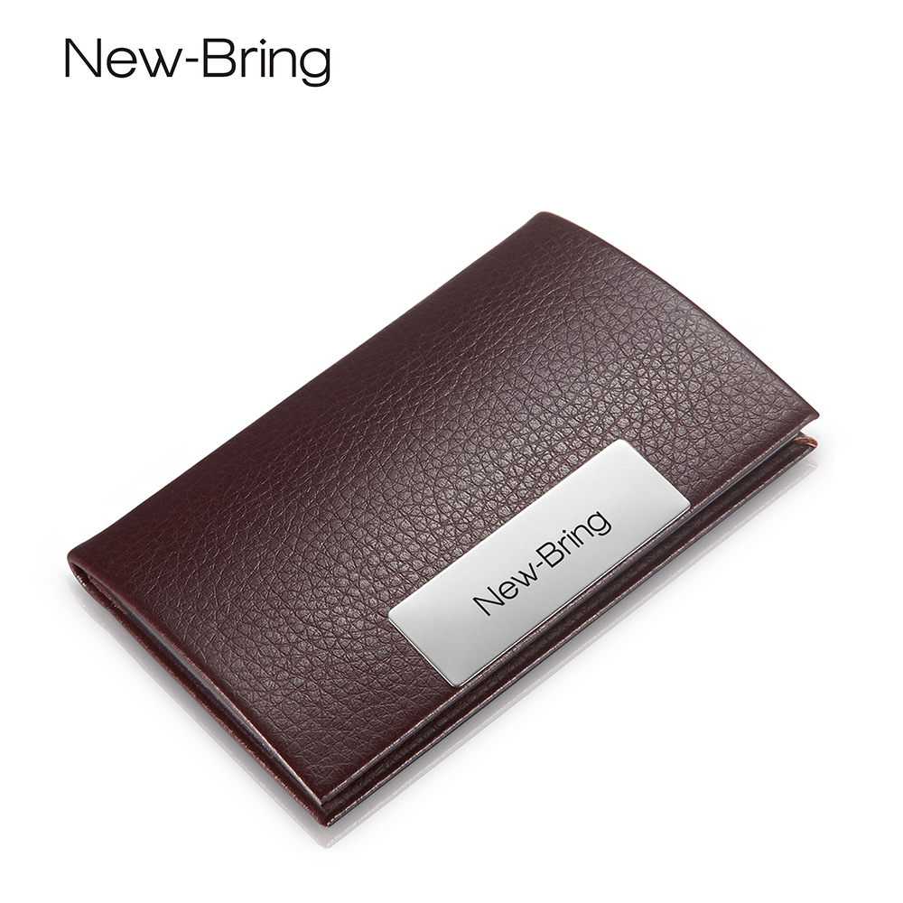 Office & School Supplies Desk Accessories & Organizer Business Id Credit Card Holder Case Cover Waterproof Stainless Steel Metal Case Box 9.3x5.7x0.7cm Long Performance Life