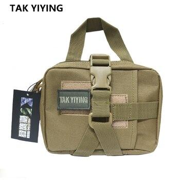 Походная охотничья сумка TAK YIYING, аптечка первой помощи, Боевая медицинская сумка MOLLE, БЫСТРОРАЗЪЕМНАЯ аптечка EMT