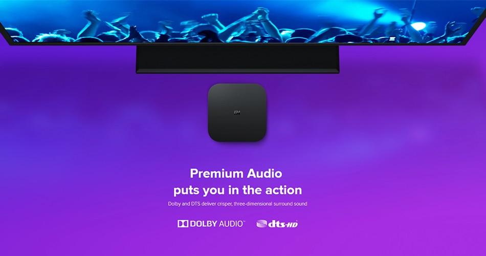 Xiaomi Mi TV Box S (Global Version) 4
