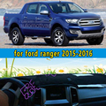 car dashmats car-styling accessories dashboard cover  for Ford Ranger 2015 2016