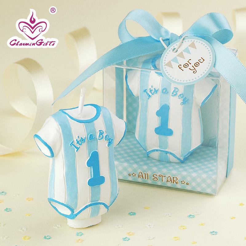 all star baby boy baby girl sportswear smookless candle baby shower baptism party favor children gift
