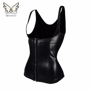 Image 3 - Corset  Latex waist trainer Slimming latex Belt cincher  slimming modeling strap shapers body shaper slimming latex corset