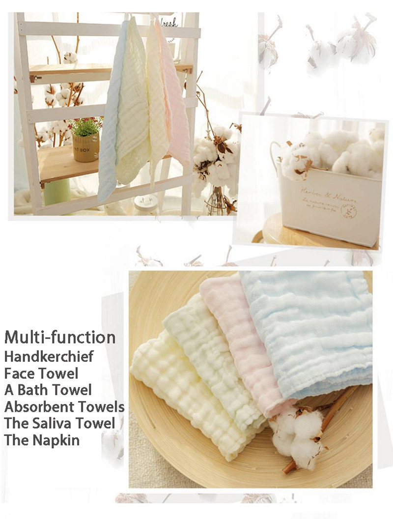 Cotton Baby Face Towel (2)