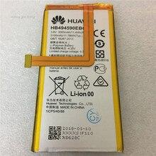 2018 Новый оригинальный 100% оригинальный резервного копирования для huawei honor 7 HB494590EBC 3000 мАч Батарея для huawei honor 7 G628 смартфон