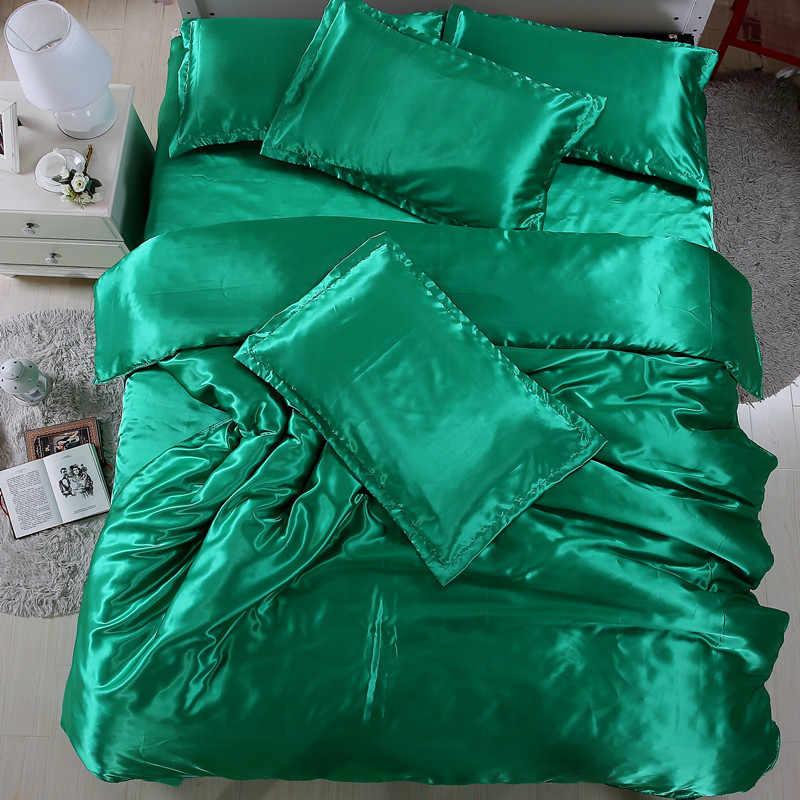 Luxury Bedding Sets Emerald Green