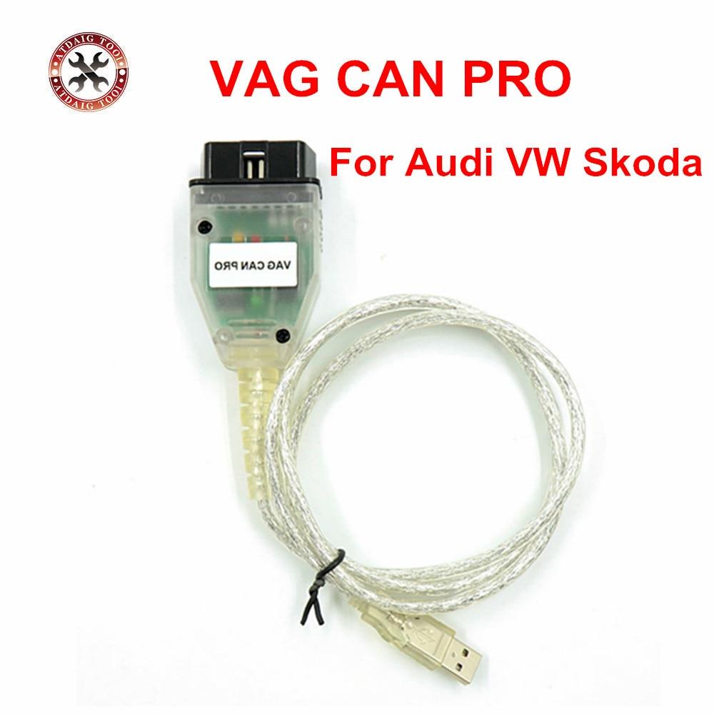 Prix pour VAG PRO PEUT Pour Plus Audi VW Skoda VAG PRO PEUT BUS + UDS + K-ligne S.W Version 5.5.1 meilleur Prix Livraison Gratuite
