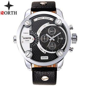 NORTH Mens Watches Top Brand Luxury Sport Quartz Watch  1