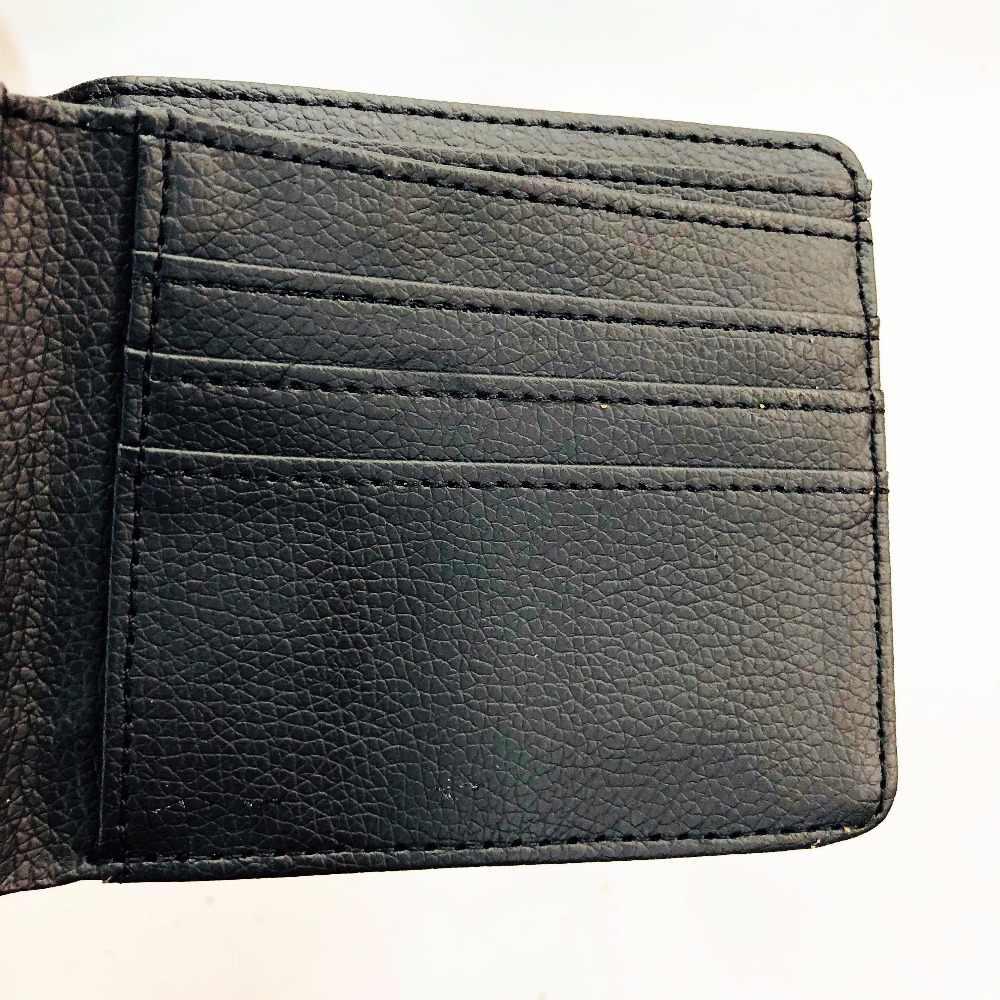 Новое поступление кошельки Дэдпул мультфильм аниме мертвый бассейн кошелек Би-Фолд держатель карты небольшой кожаный бумажник W906J