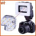 CN-16 102 UNIDS LED Regulable Panel de Ultra Alta Potencia Cámara Digital/videocámara luz de vídeo para canon nikon sony slr digitales cámaras