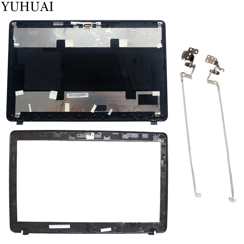 NEW For Acer Aspire E1-571 E1-571G E1-521 E1-531 E1-531G E1-521G LCD Top Cover Case/LCD Bezel Cov/LCD Hinges
