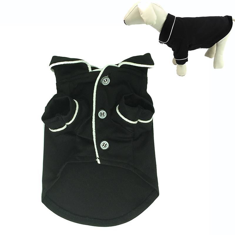 New Stylish Dog Pajamas Pet Clothes PJS Coat for Small Dogs Cats Soft Polyester Puppy Indoor Apparel for Chihuahua XS S M L XL