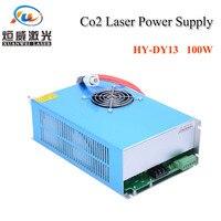 HY DY13 100 Вт Co2 лазерной Питание для RECI Z2/W2/S2 Co2 лазерной трубки гравировки/резки DY серии