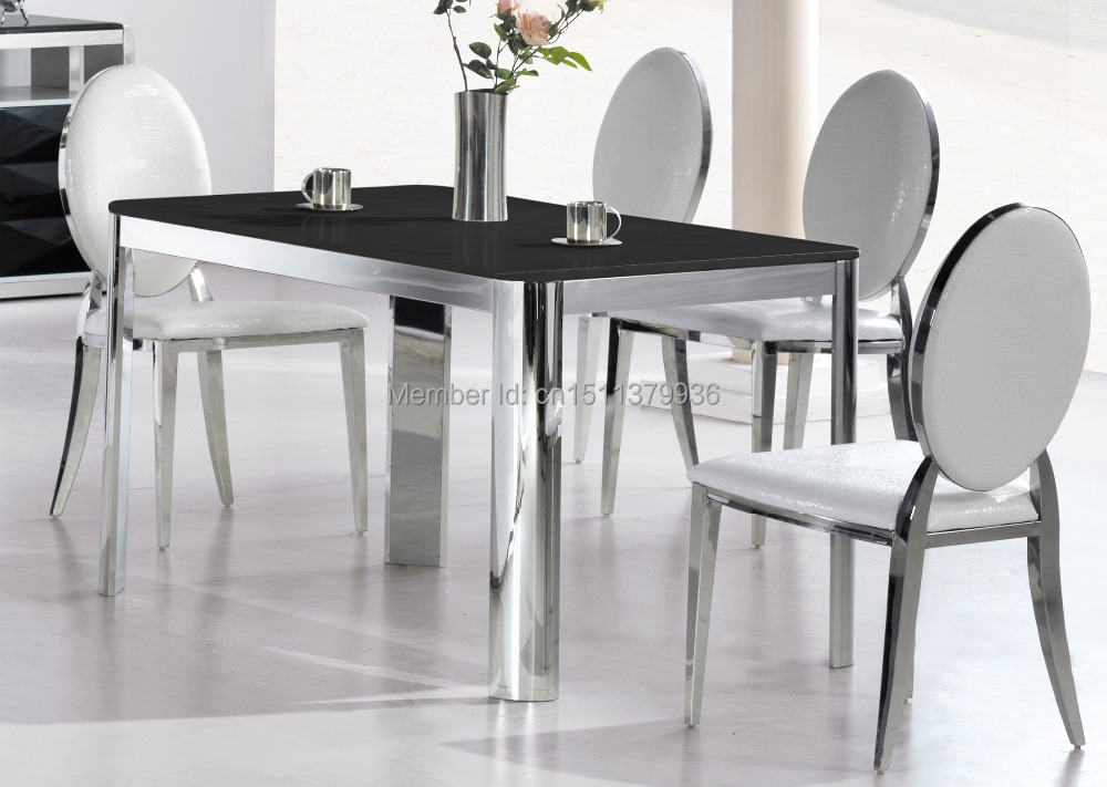 Hot Sell Table Modern Living Room Furniture Stainless