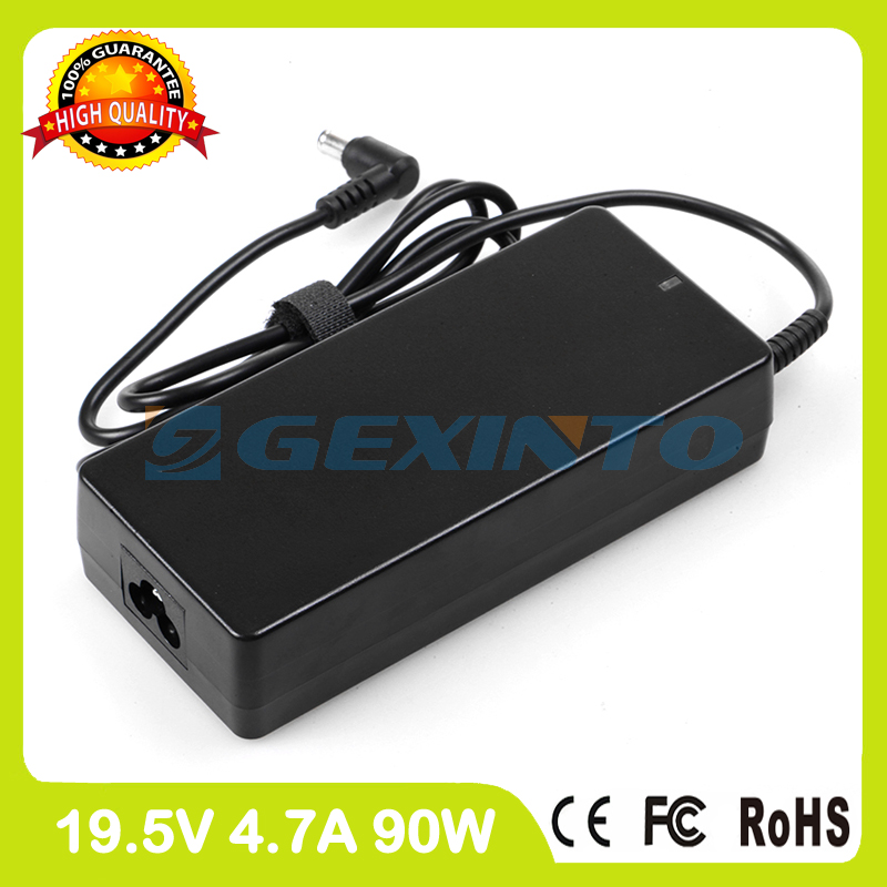 19.5V 4.7A 90W laptop ac adapter charger for Sony ACDP-085N0