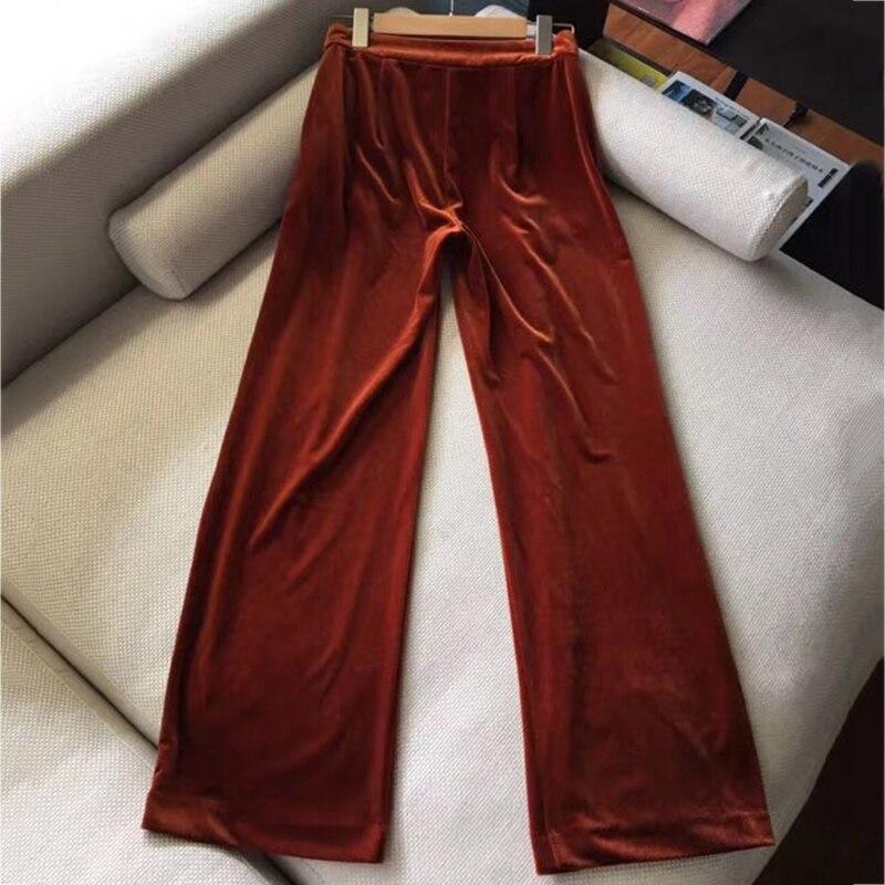 As Large Velours Chaud Automne Hiver Jambe Épaissir 2018 Pics Femmes Haute Pantalon Taille Leggings 78avqwF