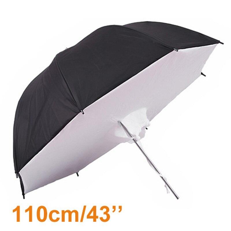 Image 2 - 43 110cm Studio Umbrella Softbox Reflector Brolly Photography  Studio Umbrella Photo Studio Accessoriesumbrella hats for saleumbrella  backpackumbrella size