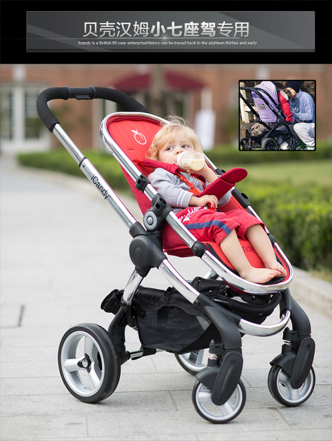 Export to Europe England foldable Luxury baby stroller/pram/pushchair/buggy