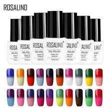 Varnish Nail-Polish ROSALIND Temperature-Changing Permanent Semi 30-Colors 7ml Soak-Off-Gel